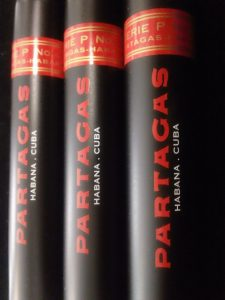 PARTAGAS Serie P No 2 TUBOS 2