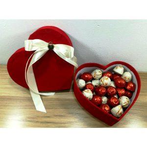 Срце со чоколадо 1