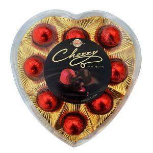Шери чоколаден десерт (срце)