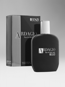 Ardagio Eau de Black Night – Eau de Parfum 100 ml.