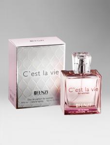 C'est la vie – Eau de Parfum 100 ml.