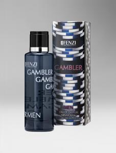 Gambler – Eau de Parfum 100 ml.