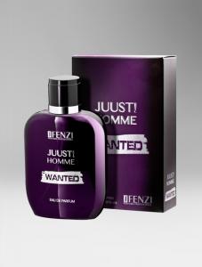 Juust! Homme Wanted – Eau de Parfum 100 ml.