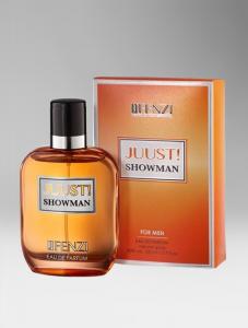 Juust! Showman – Eau de Parfum 100 ml.