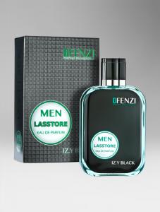 Lasstore IZ.Y Black – Eau de Parfum 100 ml.