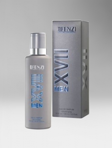 XVII Men – Eau de Parfum 100 ml.