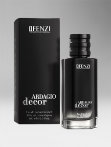 Ardagio Decor Men – Eau de Parfum 100 ml.