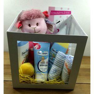 Кутија за новороденче -женско
