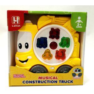 Музичка играчка  Камионче