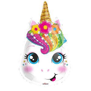 Фолија балон Unicorn
